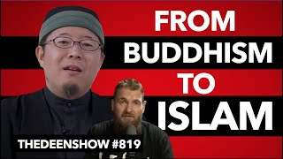 Japanese Buddhist Accepts ISLAM - TheDeenShow #819