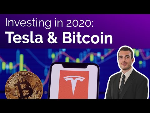 Tesla And Bitcoin Will Continue To Reach New Heights In 2020