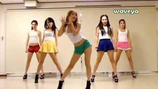 Repeat youtube video Korean sexy ladies dancing - PSY Gangnam style