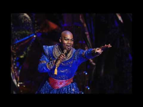 Friend Like Me  Michael James Scott Aladdin Australia