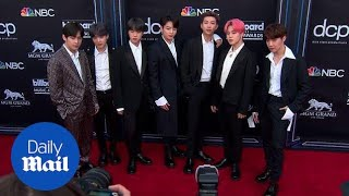 Korean band BTS charm the 2019 Billboard Music Awards
