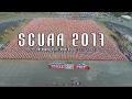 SCUAA 2017 - Palarong Pambansa Opening Aerial Highlight