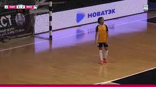 Женщины Чемпионат России 10 й тур Норманочка МосПолитех Матч 2