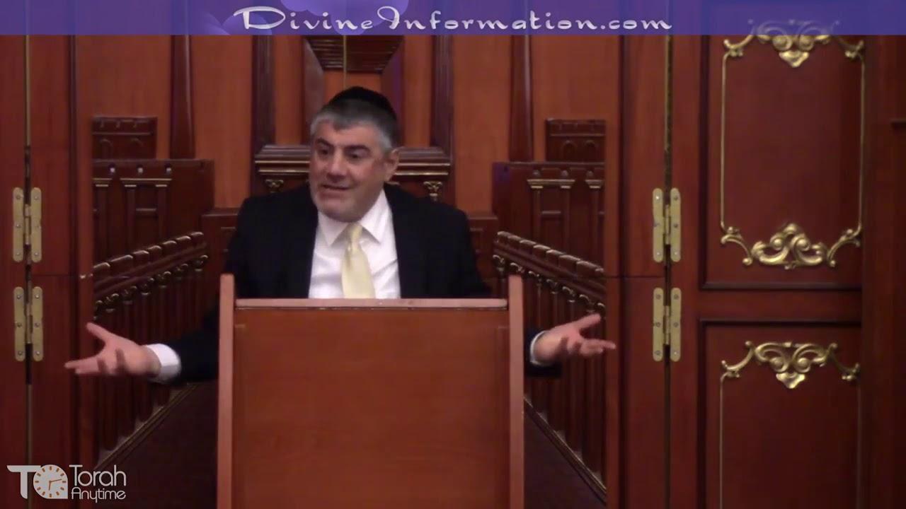 Rabbi Mizrachi - The spiritual dirt of sins - YouTube