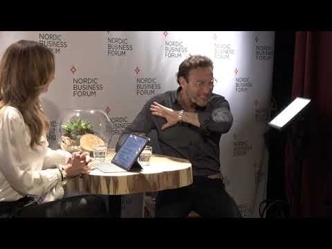 Interview with Simon Sinek and Marco Bertini