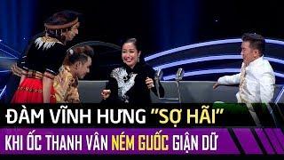 Đàm Vĩnh Hưng sợ hãi khi Ốc Thanh Vân tức giận ném guốc Huỳnh Lập, Khả Như - TDSCN #12