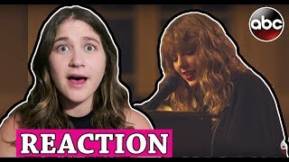"Taylor Swift - ""New Year's Day"" REACTION"