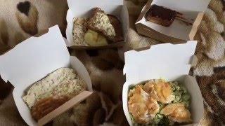 Диета Дюкана + Обзор коробочек правильного питания.