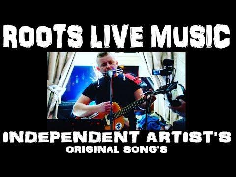 Mick Stewart - Original Song (Counter Weight) Nottingham music roots live music