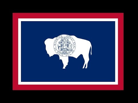 Wyoming's Flag and its Story