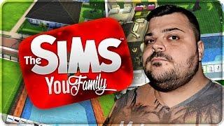 Pronti per le Super Feste ??? [The Sims 4] La Casa degli Youtubers !!!