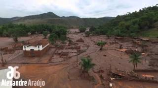 Tragédia de Mariana/MG - Paracatu de Baixo