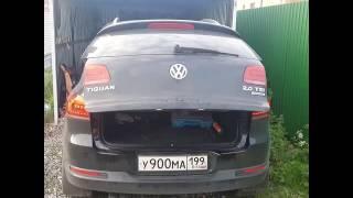 Электропривод крышки багажника Tiguan(, 2016-06-22T18:56:08.000Z)