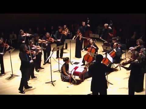 Modern Music » Phyllis Chen, Three Lullabies » A Far Cry Chamber Orchestra
