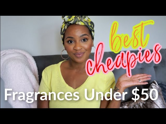 Best Fragrances Under $50 (From My Collection)