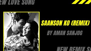 Sanson Ko Zid AMAN SANJOG REMIX Mp3 Song Download