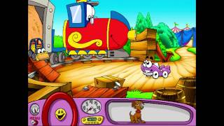 "Putt-Putt Goes to the ""Circus"" 1/2"