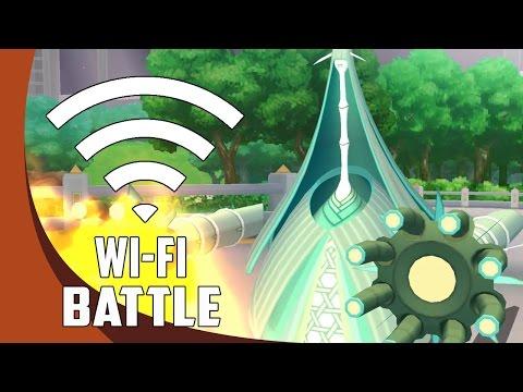 CELESTEELA IMORTAL!   Pokémon Sun and Moon Wi-Fi Battle vs. Pkm Trainer Marcelo (1080p)