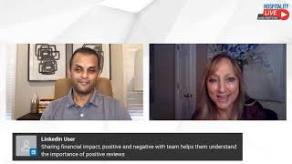 How to Inspire 5-Star Reviews Hospitality Live with Rupesh Patel