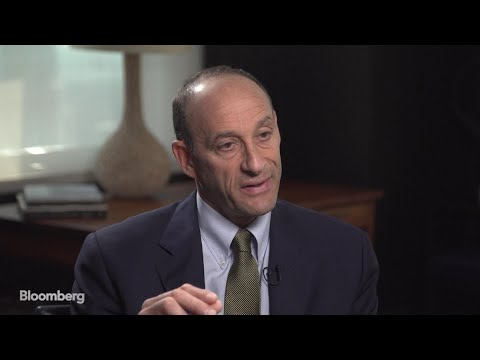 Lazard CEO Describes the Ripple Effect Caused by Tech Disruption