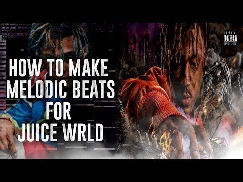 Download How To Make A Juice Wrld Type Beat Juice Wrld Beat