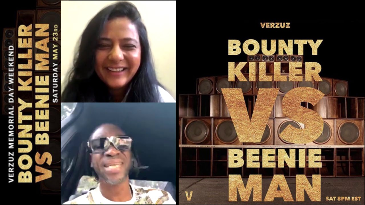 VERZUZ BOUNTY KILLER INTERVIEW - YouTube