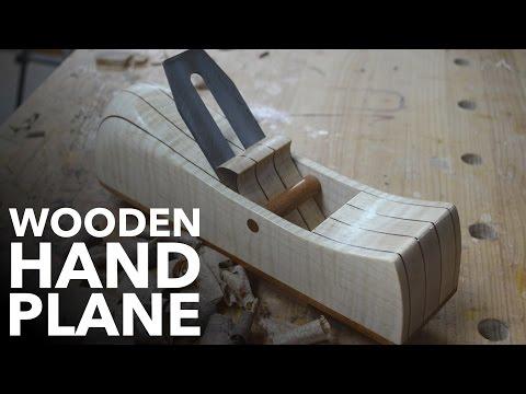 Wooden Hand Plane