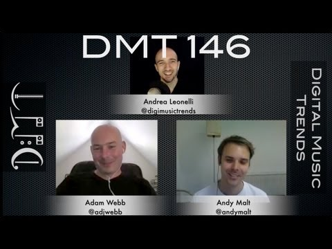 DMT 146: Germany's up, iTunes Radio Ads, Daisy's playlists, Bandpage, Rdio