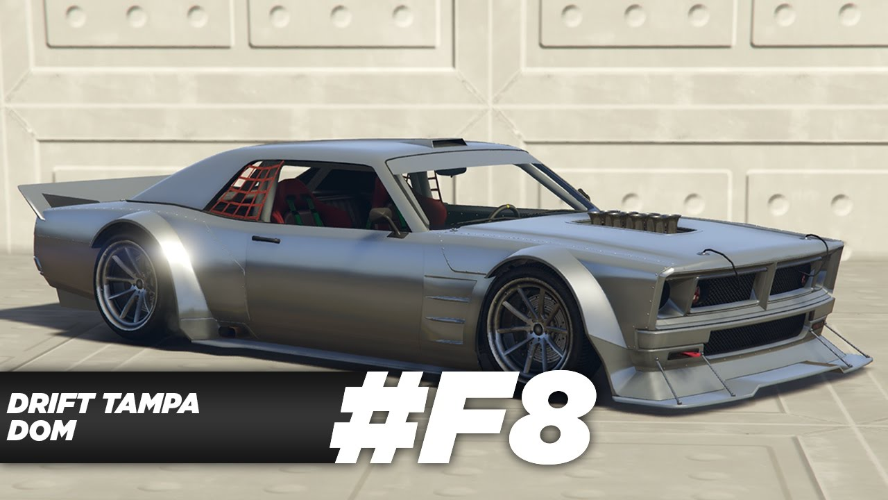 Gta 5 Online Fast Amp Furious 8 Dodge Ice Charger
