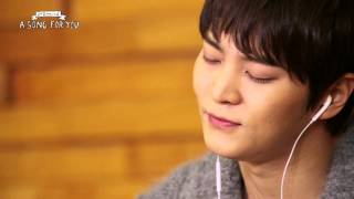 Global Request Show : A Song For You - 나비효과 | Butterfly Effect by Joo Won (2014.01.03)