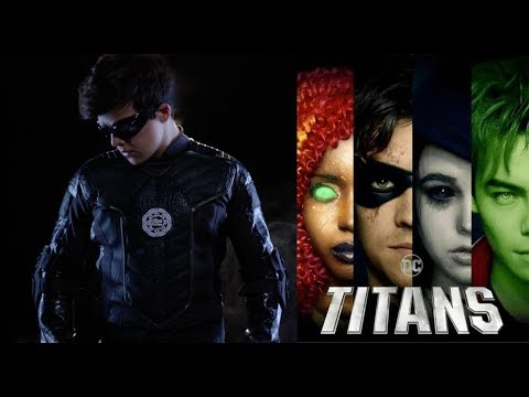 TITANS - Episodio Por Episodio / NAVY