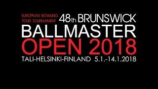 Brunswick Ballmaster Open 2018 - 250 eXtra
