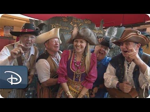 'Pirates of the Caribbean: Dead Men Tell No Tales' Meet-Up   Walt Disney World
