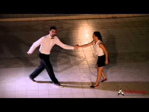 Nikola & Stella - Pro Am Performance @ Summer Swing Dance Camp 2015