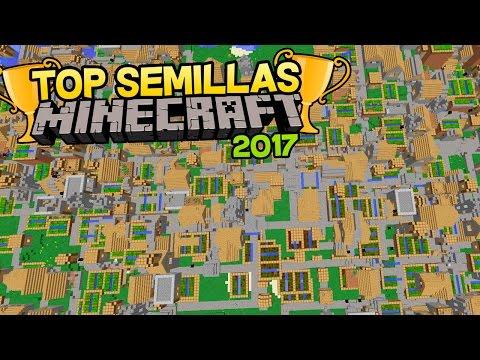 Las Semillas Mas Raras De Minecraft
