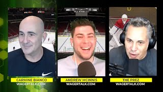 NHL Picks and Predictions | Free Hockey Picks | 🏒 Puck Time for Wednesday, January 27