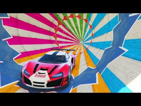 EL TUBO DEL FUTURO!! - CARRERA GTA V ONLINE - GTA 5 ONLINE