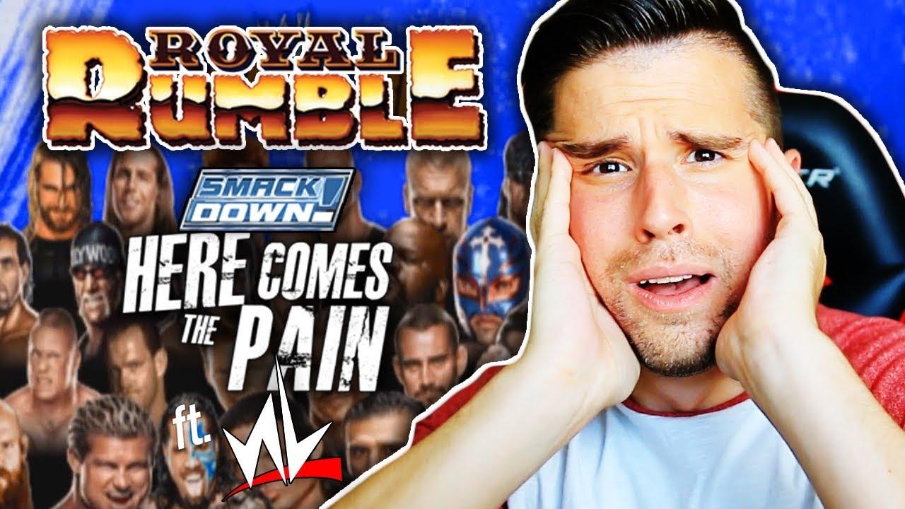 WWE 2k15 matchmaking problem