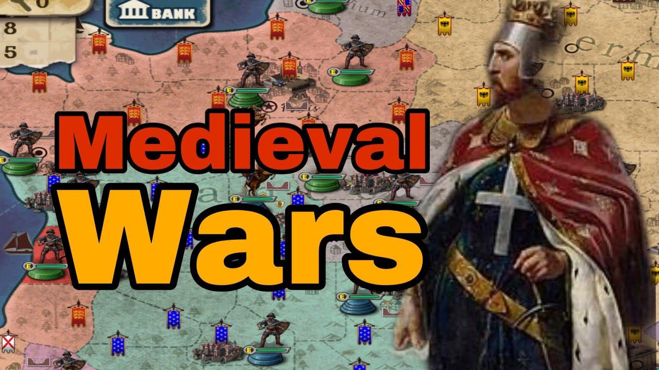 Mod Review World Conqueror 2:Medieval Wars