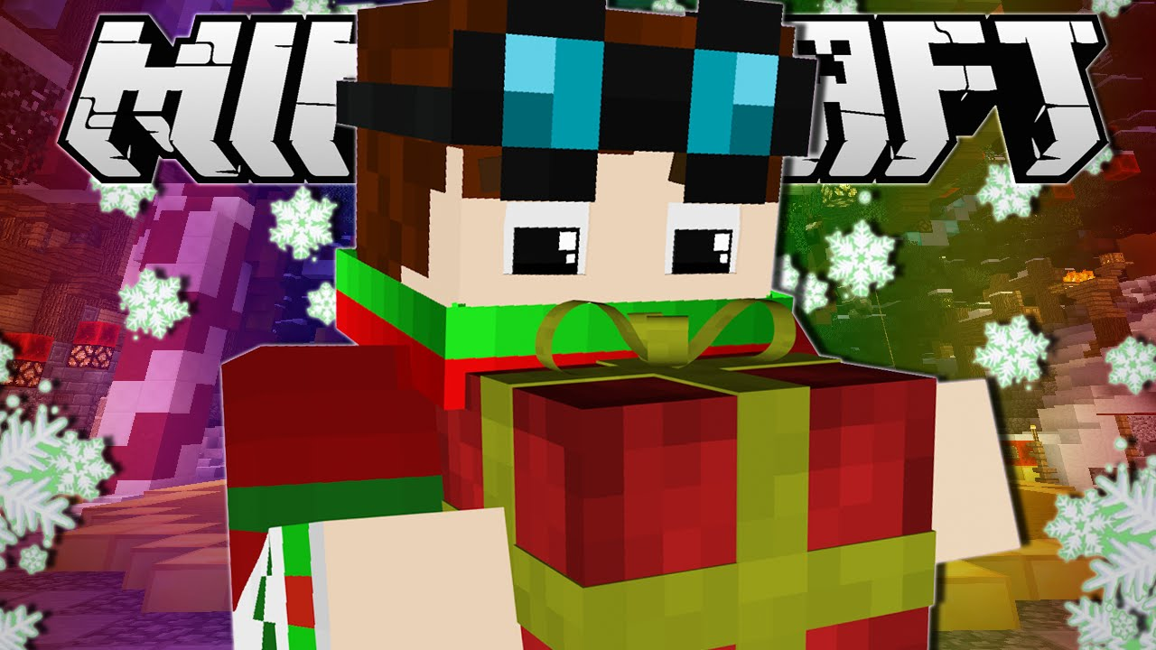 Minecraft | CHRISTMAS PRESENTS OPENING!! - YouTube