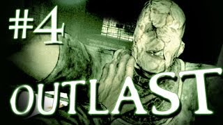 Outlast Gameplay Walkthrough Playthrough - Part 4 - I DONT WANT TO KISS YOU!