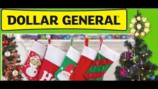 🎄🎅 Dollar GENERAL Christmas Walk Through 2019!! 🌲🦌 Part 1