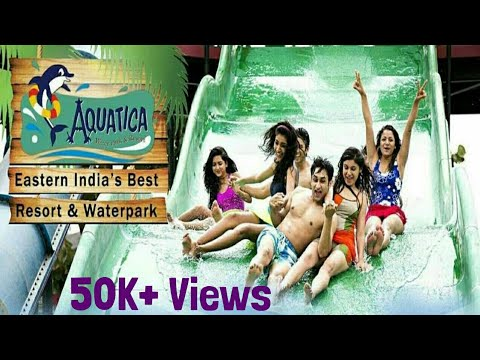 Aquatica Resort & Water Park Of Kolkata (Vlog) - Everything