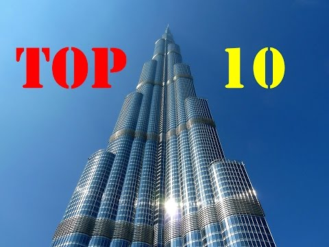Top 10 Tallest Buildings in the World - 2017