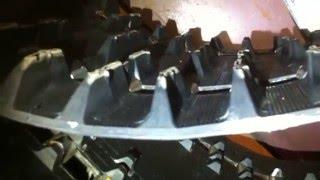 Ремонт подвески(suspension repairs snowmobile) LYNX ARMY V 800  2008г 4(Подписывайтесь на канал,в процессе будут загружаться новые видео., 2016-02-28T17:28:48.000Z)