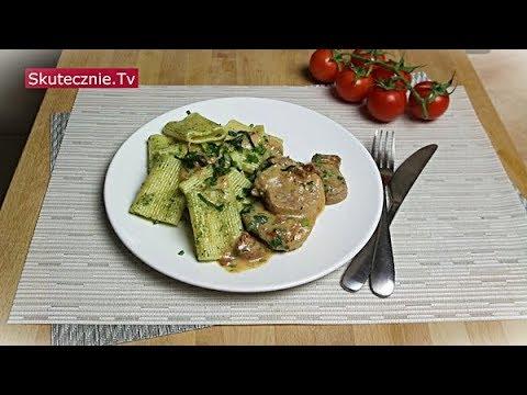 Obiad na weekend #008 | Polędwiczki z suszonymi pomidorami w sosie jogurtowym :: Skutecznie.Tv [HD]