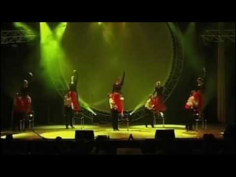 Ансамбль Азербайджан Испанский танец