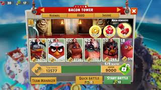 Angry Birds Evolution   Darlene SUperhero Evolution