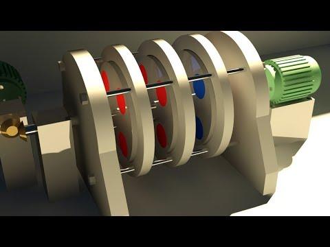 Free Energy, Magnetic Motor by Harold Miller!!!!!!!!!!