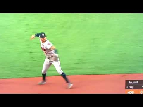 Carlos Correa Fielding Mechanics